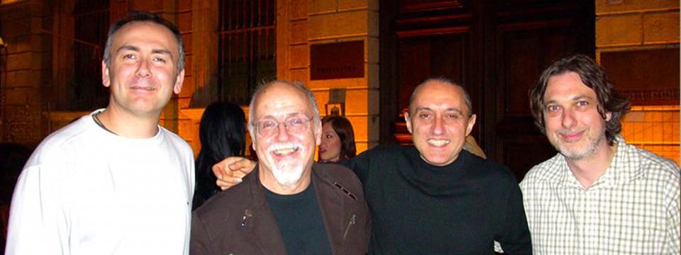 Doc Sound con Piero Marras
